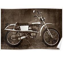 Moto Morini Poster