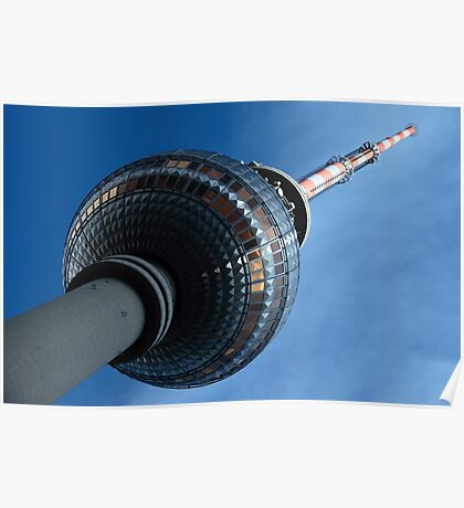 Berlin's Tower Poster