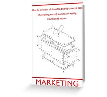 PRACTICAL SCIENCE FOR BEGINNERS: MARKETING Greeting Card