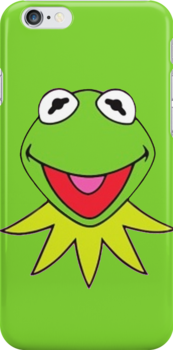 Kermit the Frog by ChloeJade