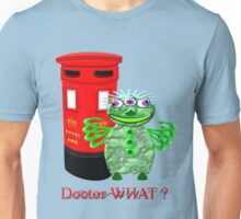 Dr WHAT I Presume - T-shirt Unisex T-Shirt