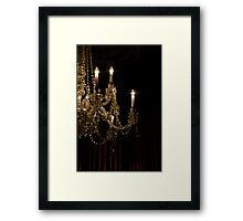 Light fandango Framed Print