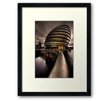 City Hall, London Framed Print