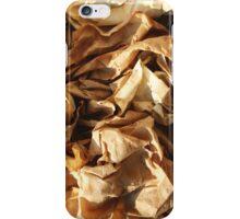 Toss Paper V4 iPhone Case/Skin