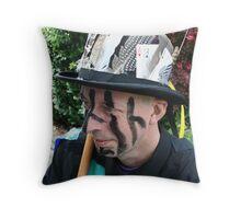 Rumold Morris Man Throw Pillow