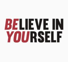 Believe in Yourself Kids Tee