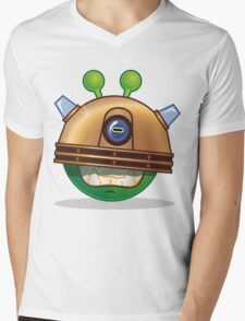 'Exterminate' Alien Mens V-Neck T-Shirt