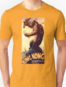King Kong movie poster T-Shirt