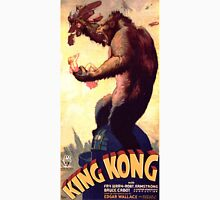 King Kong movie poster Unisex T-Shirt