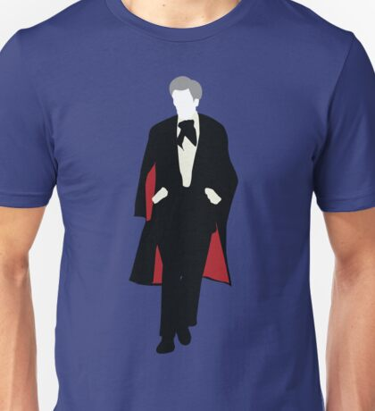The Third Doctor - Doctor Who - Jon Pertwee Unisex T-Shirt