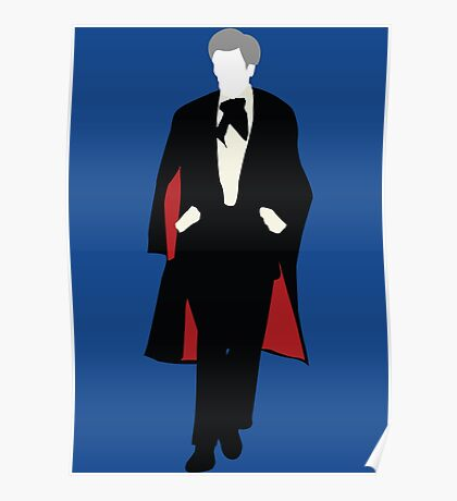 The Third Doctor - Doctor Who - Jon Pertwee Poster