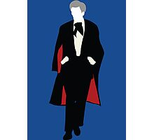 The Third Doctor - Doctor Who - Jon Pertwee Photographic Print