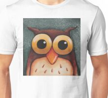 Crazy gaze Unisex T-Shirt