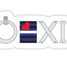 Kinky Coexist Sticker