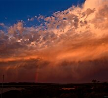 Spectacular clouds by Ian Berry