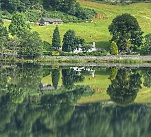 Rydal Reflections by Jamie  Green
