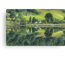 Rydal Reflections Canvas Print