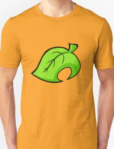 Animal Crossing - Leaf T-Shirt