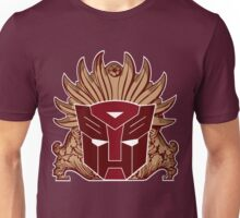 Royal AUTOBOTS Unisex T-Shirt