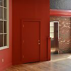 DARK RED WALL by Thomas Barker-Detwiler