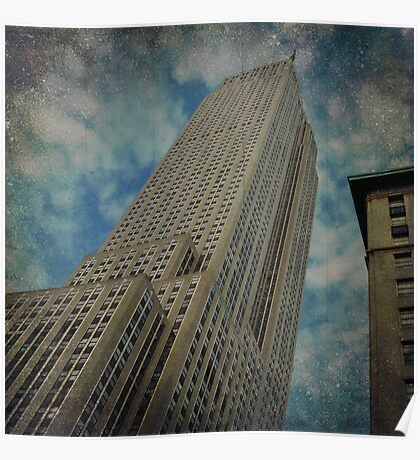 Empire State Building - NYC Poster