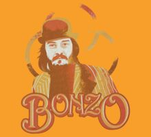 "John Bonham ""Bonzo"" by DelightedPeople"