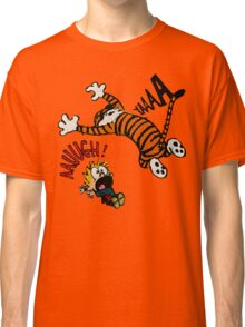 Calvin And Hobbes Fan Classic T-Shirt