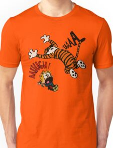 Calvin And Hobbes Fan Unisex T-Shirt