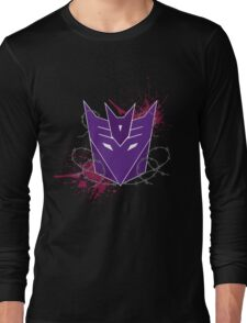 BRUTAL Decepticons Long Sleeve T-Shirt