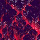 Cr0ssR0ads (Pink) by vgjunk