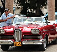 Edsel by Fran Hogan