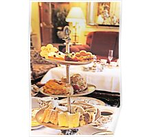 High Tea at The Prince of Wales Hotel Poster