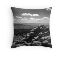 Cairn 'O' Mount Throw Pillow