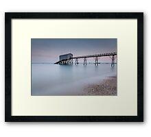 Selsey Life Boat Station Framed Print