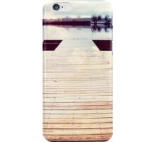 At Peace iPhone Case/Skin