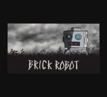 Brick Robot One Piece - Short Sleeve