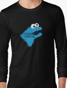 Cooking are coming Long Sleeve T-Shirt