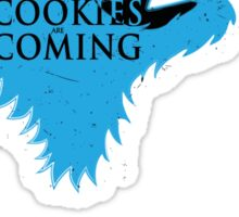 Cooking are coming Sticker