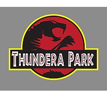 Thundera Park Photographic Print