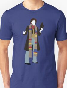 The Fourth Doctor - Doctor Who - Tom Baker T-Shirt
