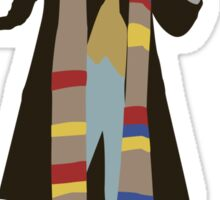 The Fourth Doctor - Doctor Who - Tom Baker Sticker