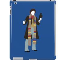 The Fourth Doctor - Doctor Who - Tom Baker iPad Case/Skin