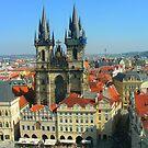 Praga.....ciudad vieja..... by cieloverde