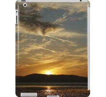 Dublin bay sunrise iPad Case/Skin