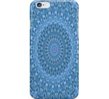 Abstract Blue Prism   iPhone Case/Skin