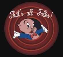 Porky pig by kalilak