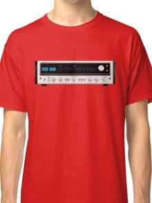 Pioneer SX-737 vintage reciever Classic T-Shirt
