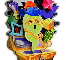 """""""SPOOKY CHARMS"""" by XRAY1"""