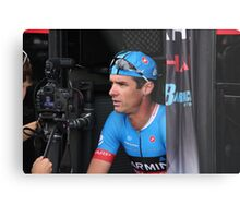David Millar, Garmin-Sharp Metal Print