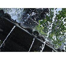 Fabulous Fountain Photographic Print